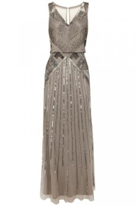 Coast Deco Maxi Dress, £395