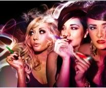 smokinggirls