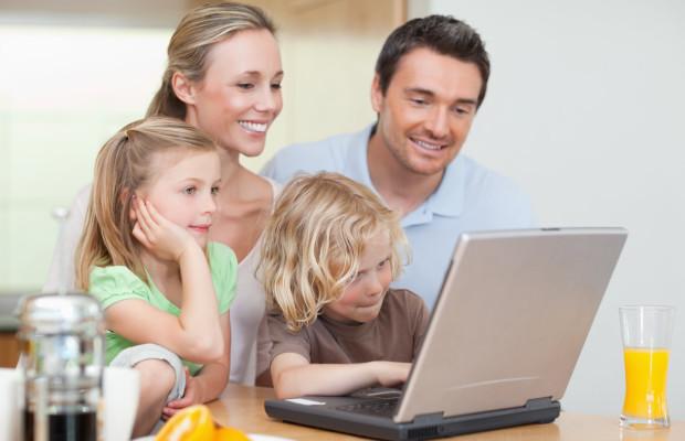 طرح امنیت اینترنت برای خانوادهی شما